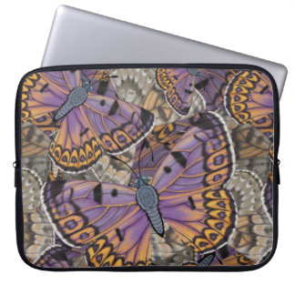 Boulder Copper Butterflies Laptop Sleeve