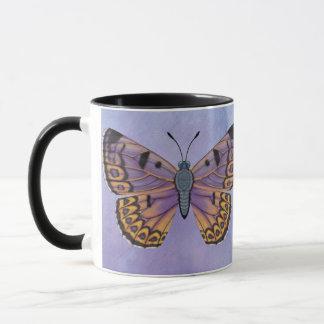 Boulder Copper Butterfly Mug