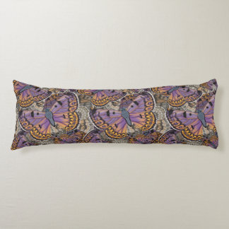 Boulder Copper Butterfly Reversible Body Pillow