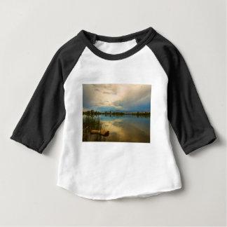 Boulder County Colorado Calm Before The Storm Baby T-Shirt