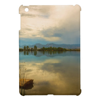 Boulder County Colorado Calm Before The Storm Cover For The iPad Mini