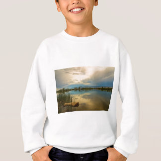 Boulder County Colorado Calm Before The Storm Sweatshirt
