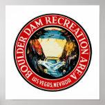 Boulder Dam Recreation Area Posters