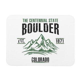 Boulder Magnet