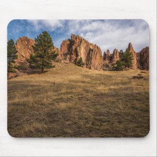 Boulder Red Rocks Mousepad