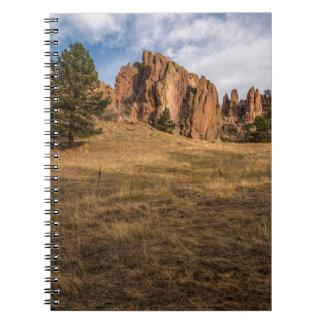 Boulder Red Rocks Notebook