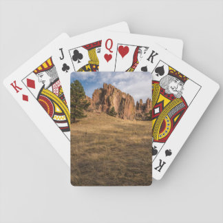 Boulder Red Rocks Playing Cards
