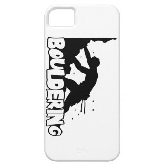 Bouldering_Print Men Case For The iPhone 5