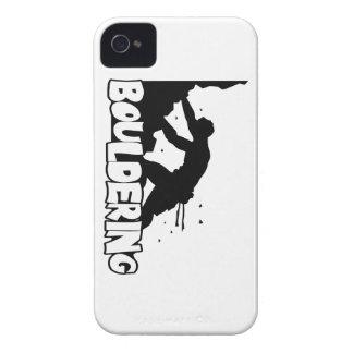 Bouldering_Print Men Case-Mate iPhone 4 Case