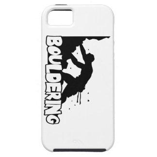 Bouldering_Print Men iPhone 5 Cover