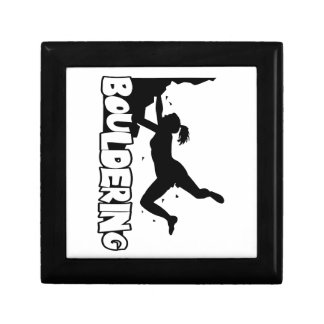 Bouldering_print women gift box