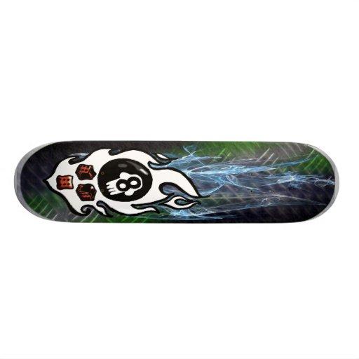 boule 8 skateboards personnalisés