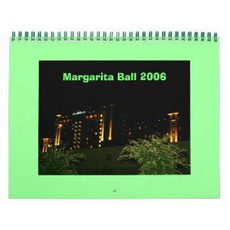 Boule de margarita - bonne qualité calendriers