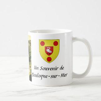 Boulogne-sur-Mer Souvenir Mug