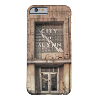 Boulon de foudre d'Austin le Texas Coque iPhone 6 Barely There