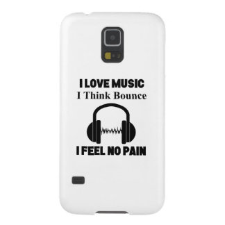 Bounce music galaxy s5 cover
