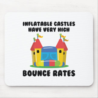 Bounce Rates Mouse Pad