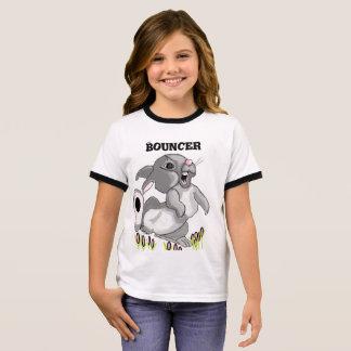 Bouncer Rabbit Ringer T-Shirt