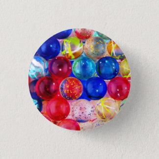 Bouncy Ballz 1 Inch Round Button
