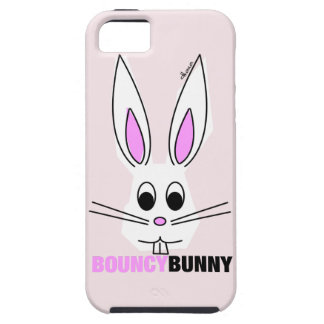 Bouncy Bunny - iPhone 5 Cover