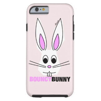 Bouncy Bunny - iPhone 6 Cover