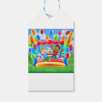 Bouncy Castle Fun Pack Of Gift Tags