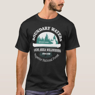 Boundary Waters Canoe Trail Wilderness T-Shirt