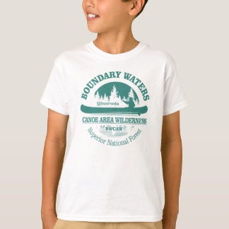 Boundary Waters Canoe Trail Wilderness T-Shirt