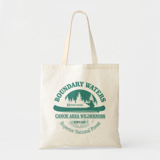 Boundary Waters Canoe Trail Wilderness Tote Bag