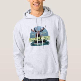 Boundary Waters CAW (Moose) WT Hoodie