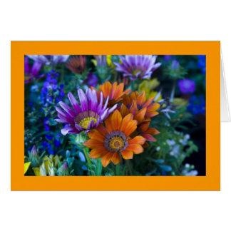 """Bouquet # 265"" Card"