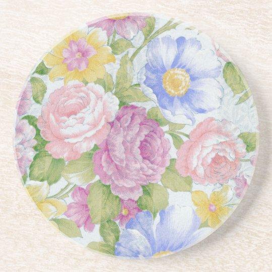 Bouquet Beverage Coasters