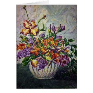 Bouquet Cartes De Vœux