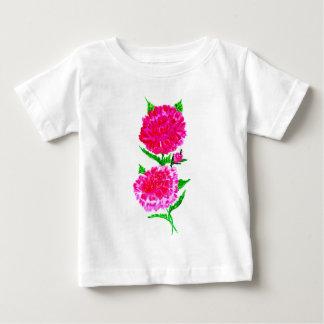 Bouquet des fleurs Art5 T-shirt Pour Bébé