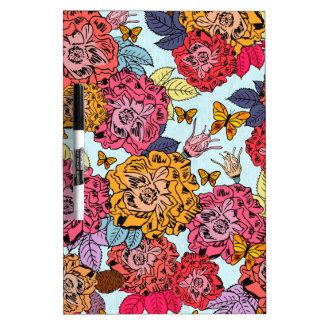 Bouquet Dry-Erase Whiteboard