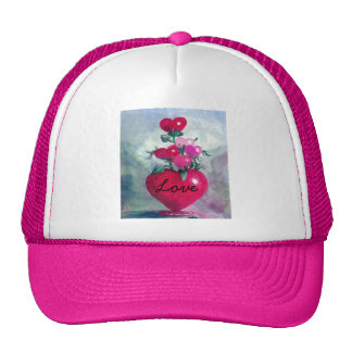 Bouquet From the Heart Hat