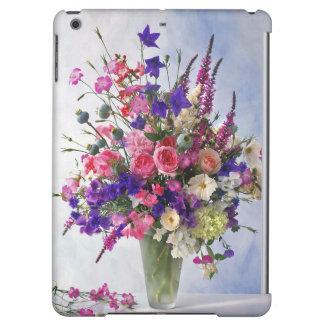 bouquet iPad air cover