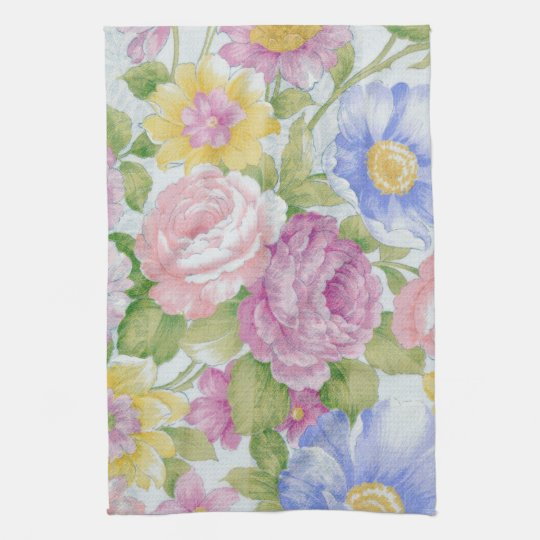 Bouquet Kitchen Towel