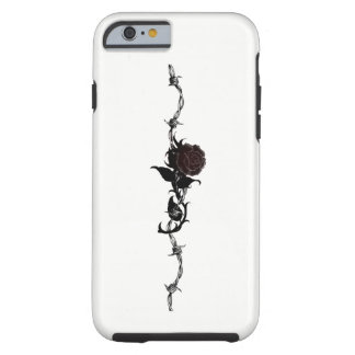 BOUQUET OF BARBED WIRE iPHONE 6 BARELY THERE Tough iPhone 6 Case