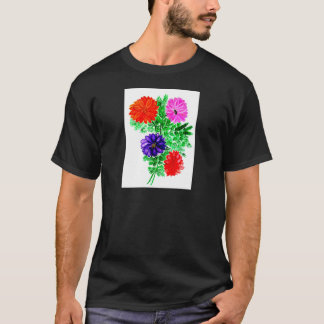 Bouquet of Flowers Art2 T-Shirt