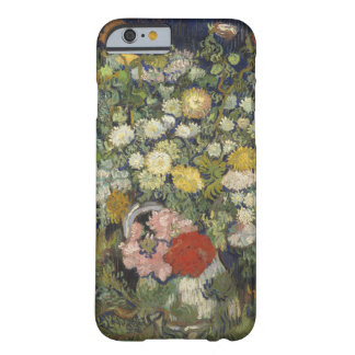 Bouquet of Flowers in a Vase Barely There iPhone 6 Case
