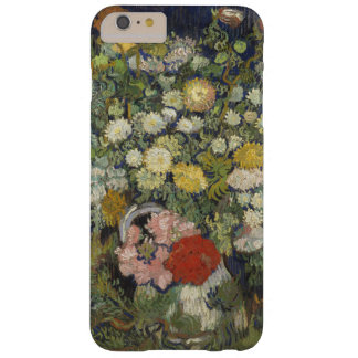Bouquet of Flowers in a Vase Barely There iPhone 6 Plus Case