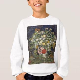 Bouquet of Flowers in a Vase Sweatshirt