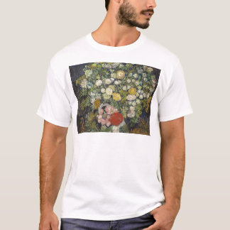 Bouquet of Flowers in a Vase T-Shirt
