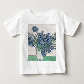 Bouquet of Flowers in Blue Shade Baby T-Shirt