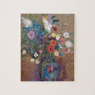 Bouquet of Flowers - Odilon Redon Jigsaw Puzzle