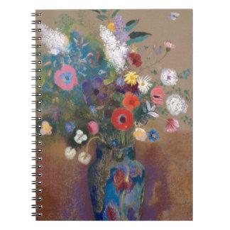 Bouquet of Flowers - Odilon Redon Notebooks