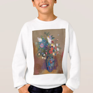 Bouquet of Flowers - Odilon Redon Sweatshirt