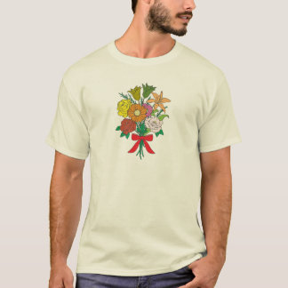 Bouquet of Flowers T-Shirt