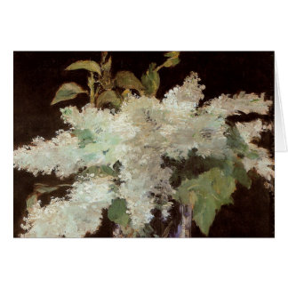 Bouquet of Lilacs Card